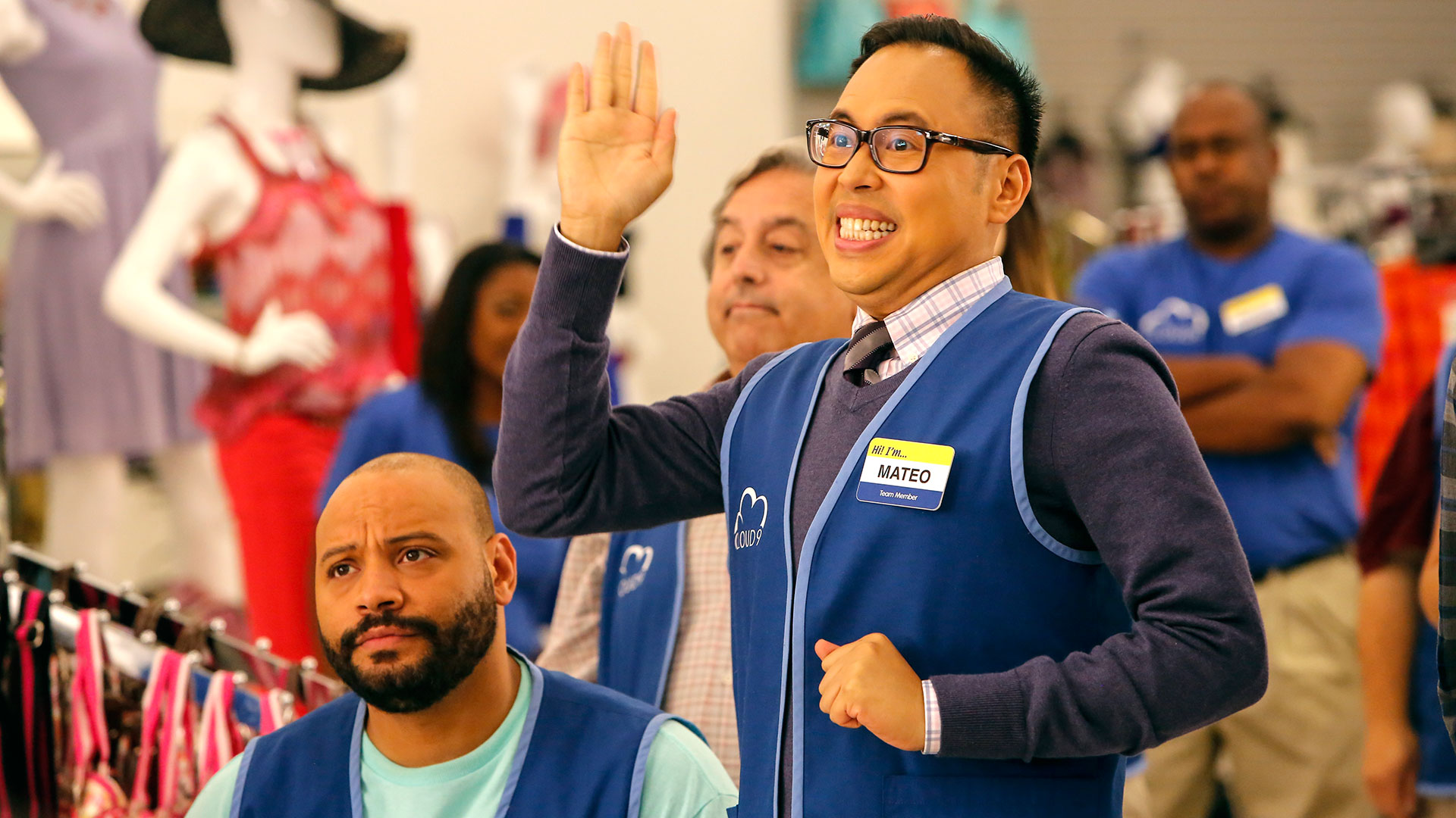 NBC's 'Superstore' Just Gave Us the First Undocumented Filipino Character on Network TV