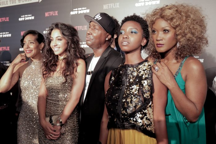 Cast of 'The Get Down'