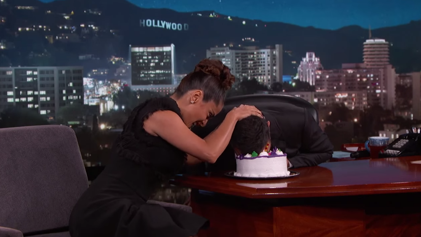 10 People Getting Their Faces Smashed Into Cake