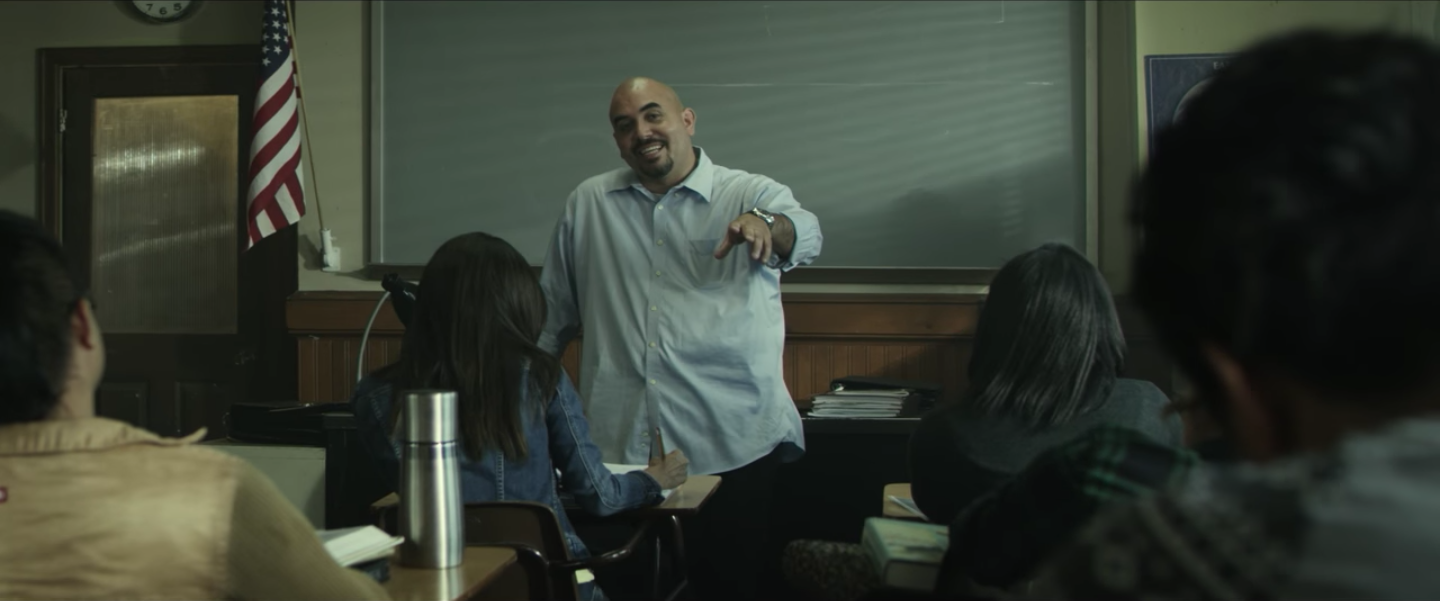 This 'Stand and Deliver'-Inspired Short Film Offers a Powerful Argument for Why Latinos Should Vote