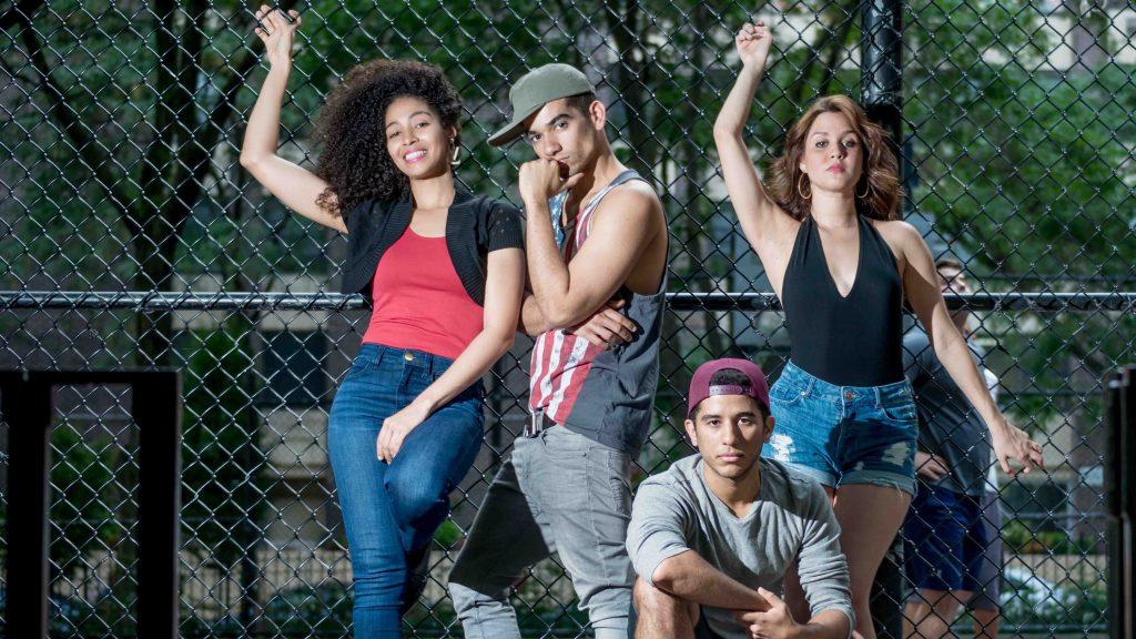 La Canción cast. Photo by Michael Palma Mir