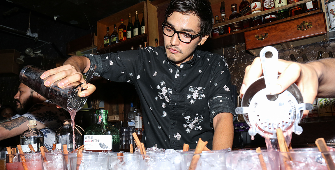 Meet Bartender Legion, the Cocktail Tasting Series for Serious Mezcal Lovers