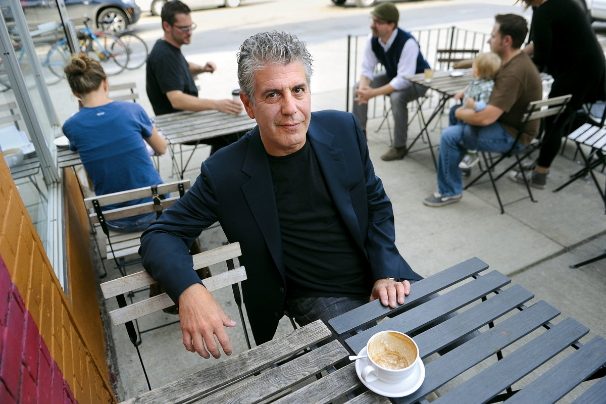 6 Times Anthony Bourdain Has Spoken Out About Latinos' Struggles in the Food Industry