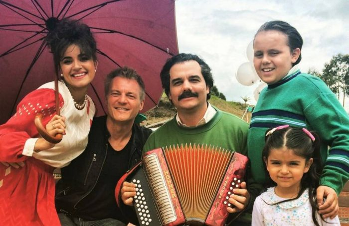 Carlos Ossa Escobar Detail: Pablo Escobar's Son Reviews Netflix's 'Narcos' Season 2