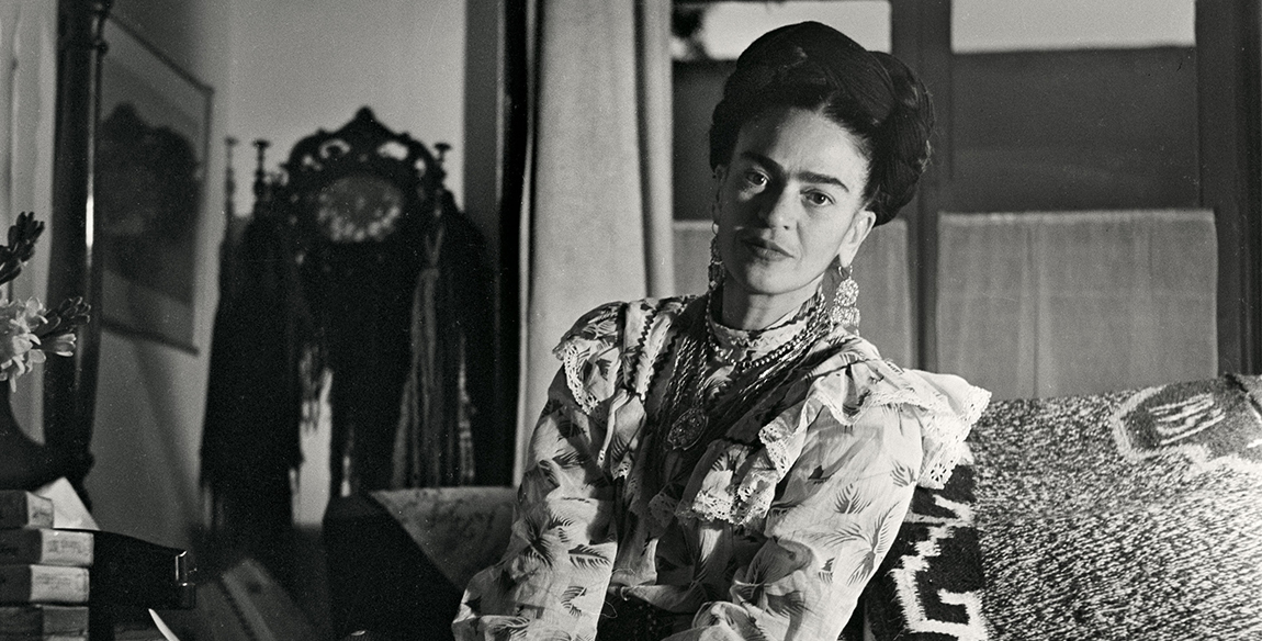 These Are Some of the Last Photos Taken of Frida Kahlo Before Her Death