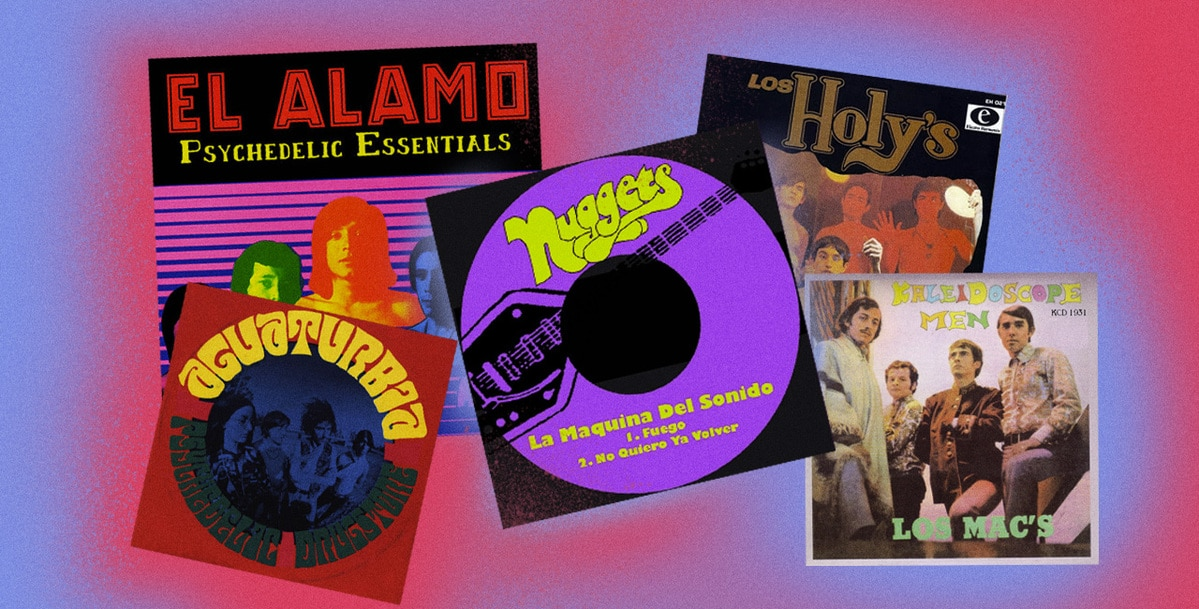 Let This Playlist Guide You Through the Early Roots of Latin American Psych Rock