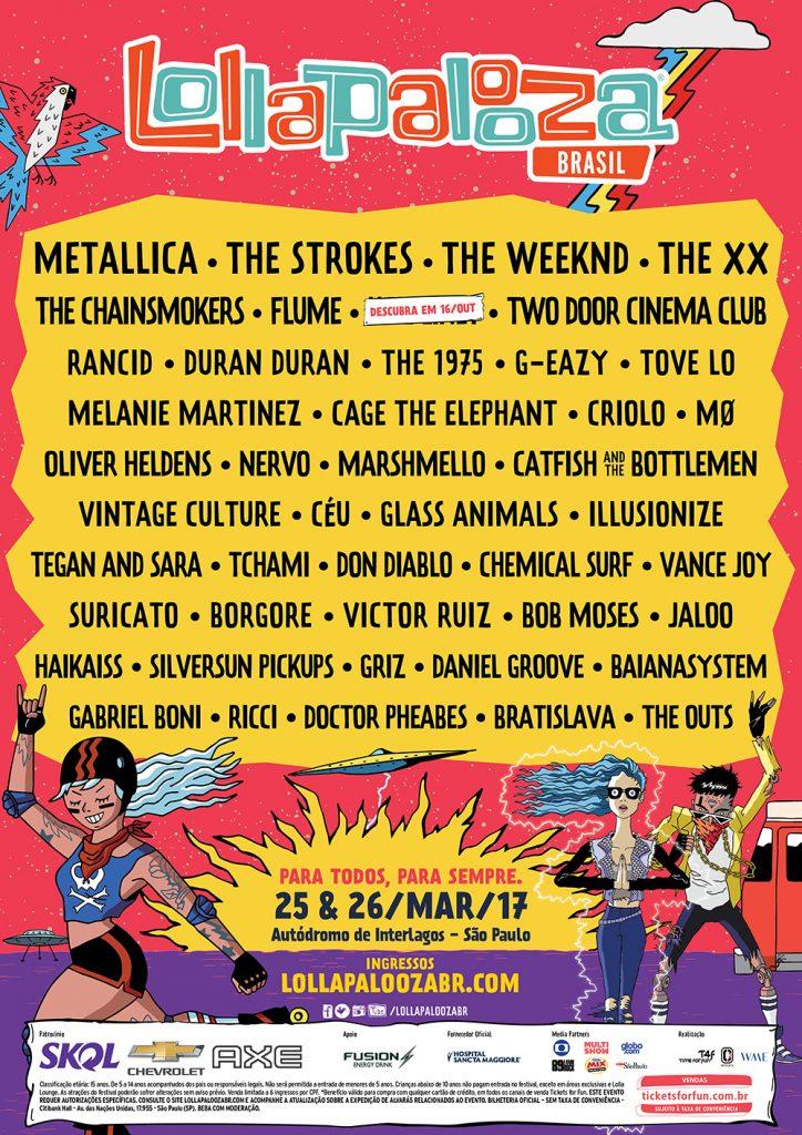 lolla brazil poster_music