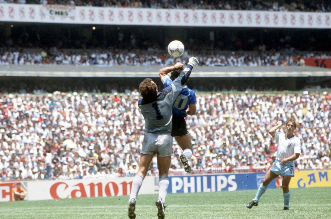 5 Things We Learned About the Unlikely Argentina Team That Won the 1986 World Cup
