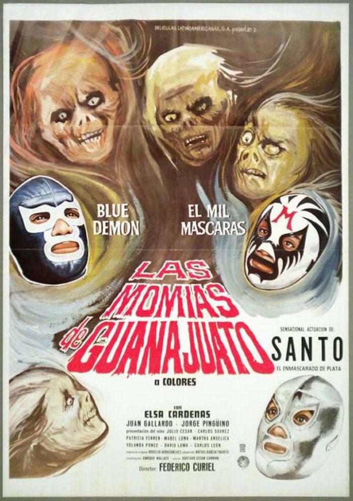 momias de guanajuato poster film