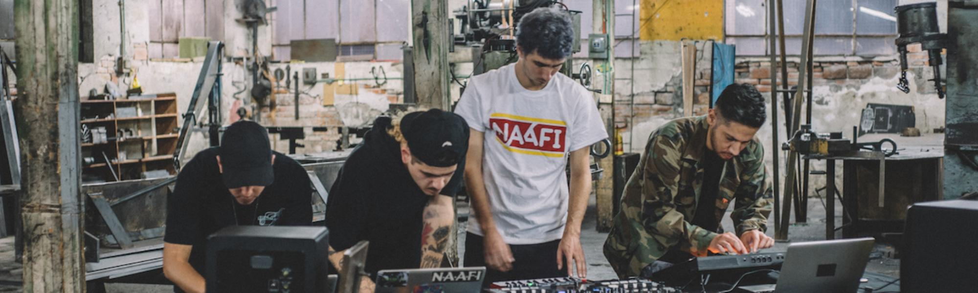 NAAFI Talk Embracing Latin Rhythms in the Face of Anglo-Dominated Club Culture in New Mini-Doc