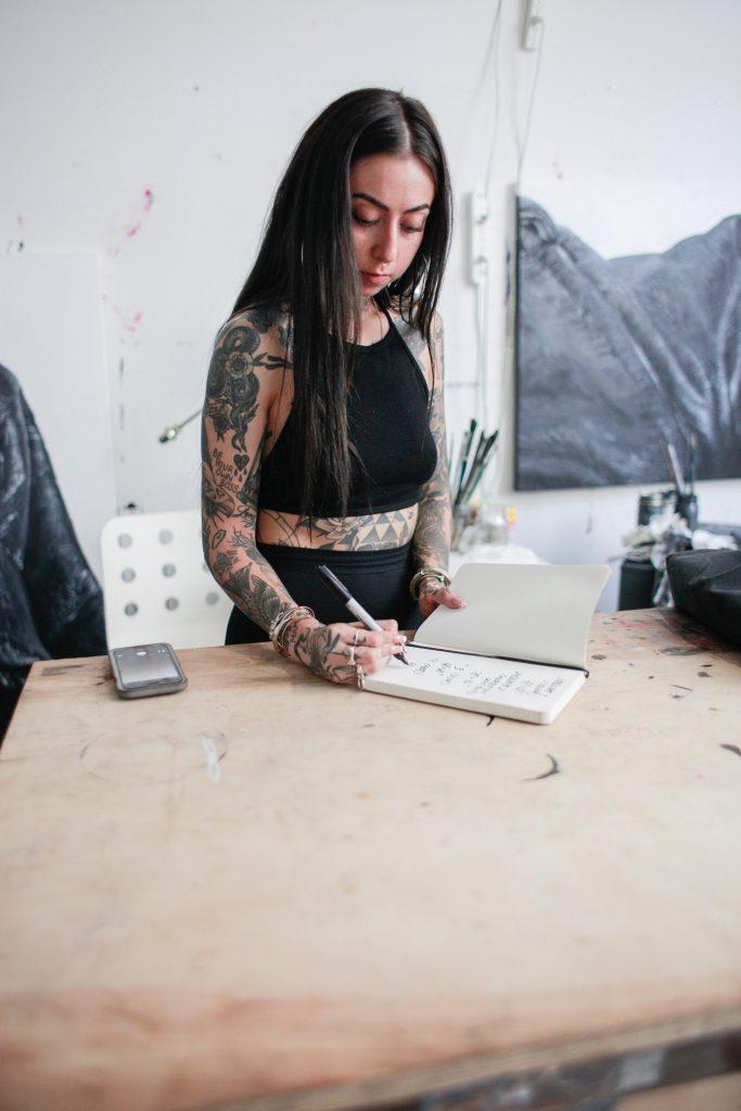 5ff182ade Meet Tamara Santibañez, the Most In-Demand Chicanx Tattoo Artist in ...