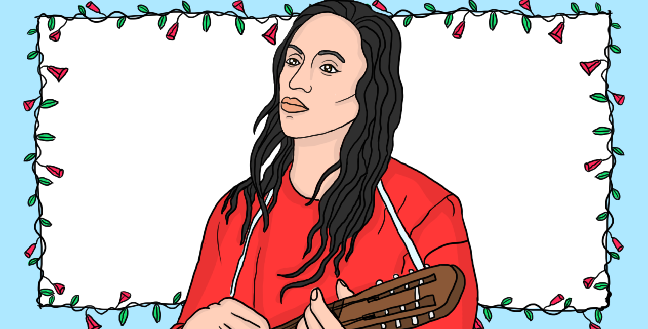 Iconográfica: A Tribute to Folk Icon Violeta Parra, the Rebel Heart of Chile