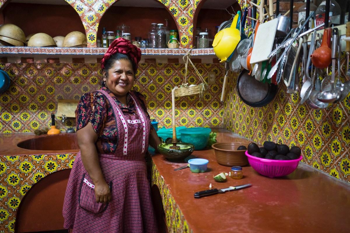 Abigail Mendoza Ruiz Is The World S Most Famous Zapotec Chef