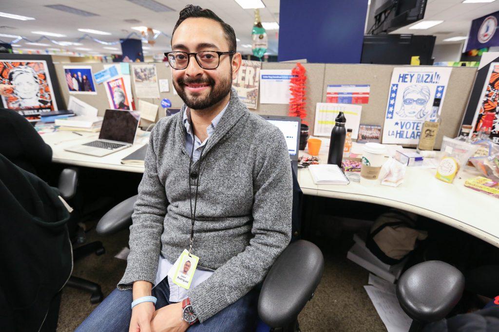 Deputy Latino Vote Director Jason Rodriguez