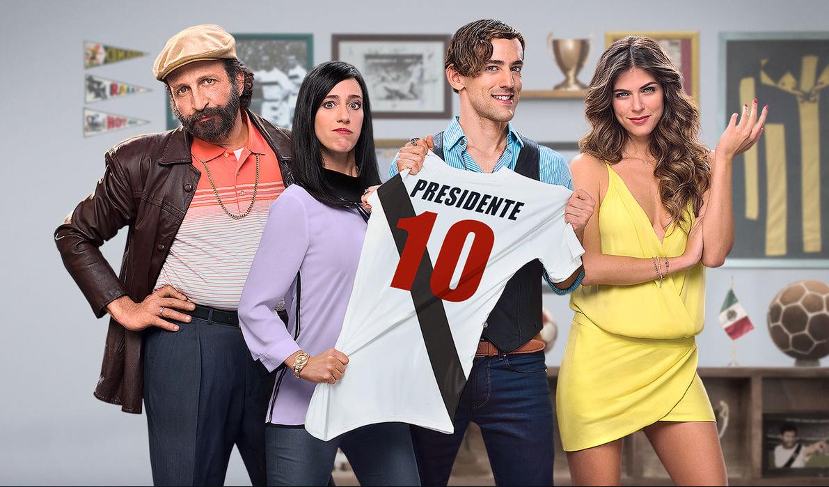 Season 2 of Netflix's Mexican Soccer Comedy 'Club de Cuervos' Finally Has a Release Date