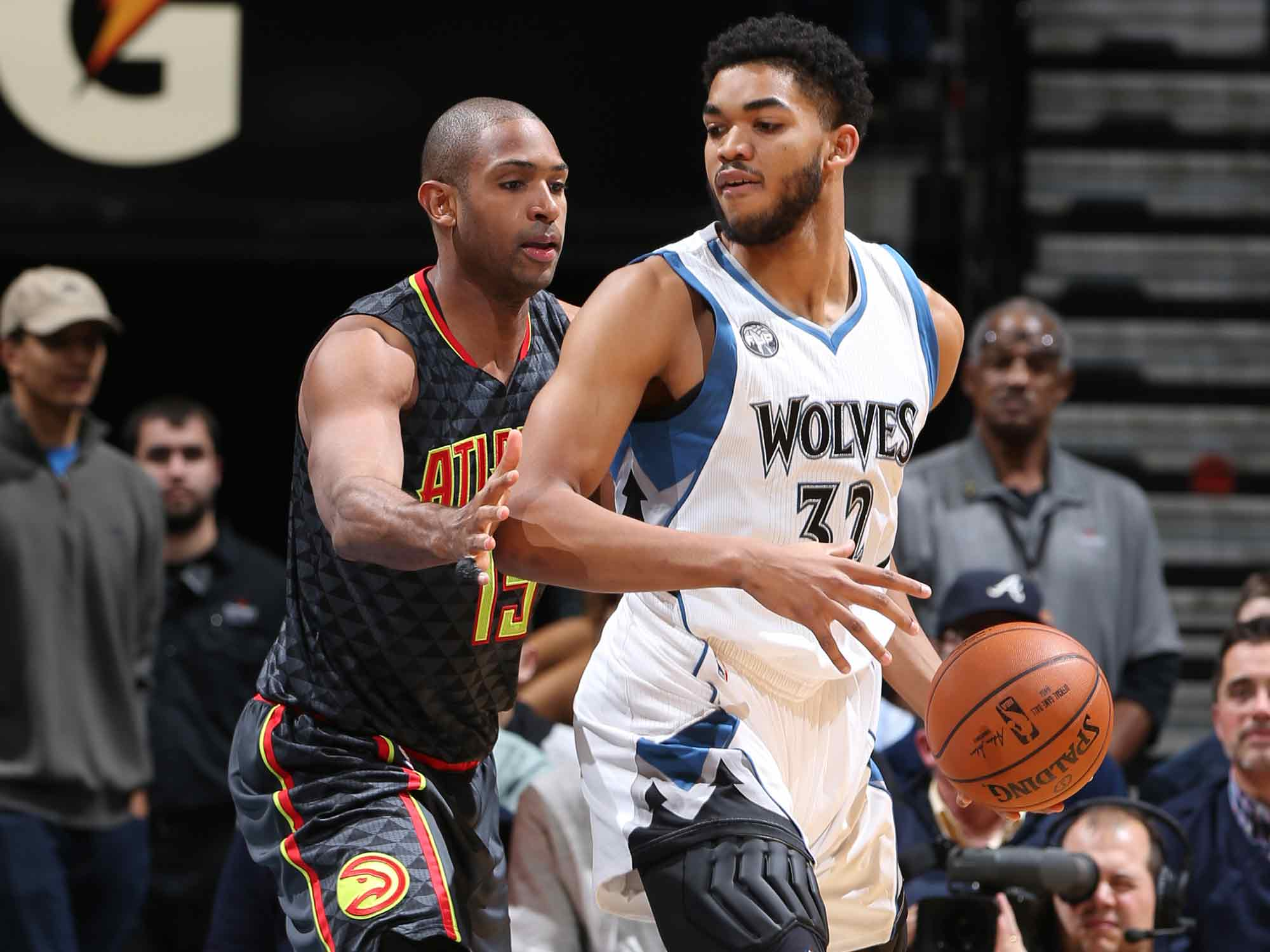 In a Predictable NBA Season, You're Going to Want to Watch Al Horford and Karl-Anthony Towns