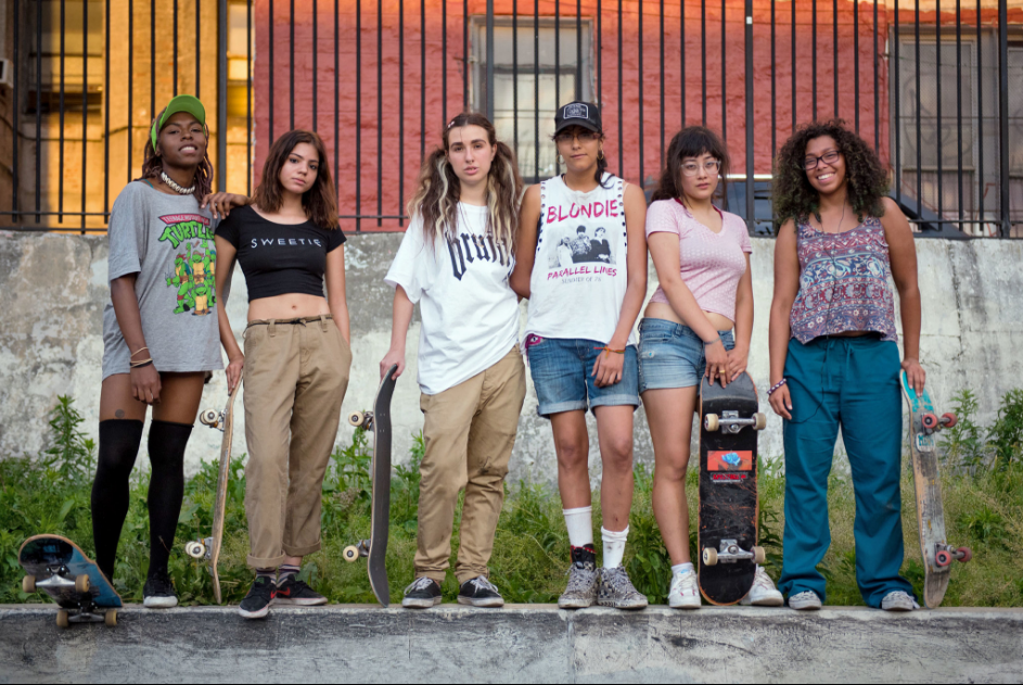 NY Skate Crew Brujas Is Smashing the Patriarchy on the West Coast for 2-Week Tour