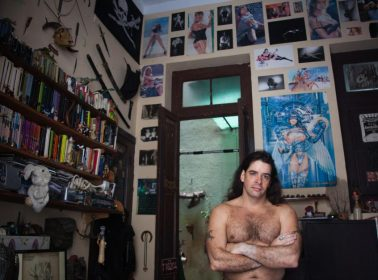 5 Questions With Cuba's Celebrated Sci-Fi Writer (and Heavy Metal Singer) Yoss