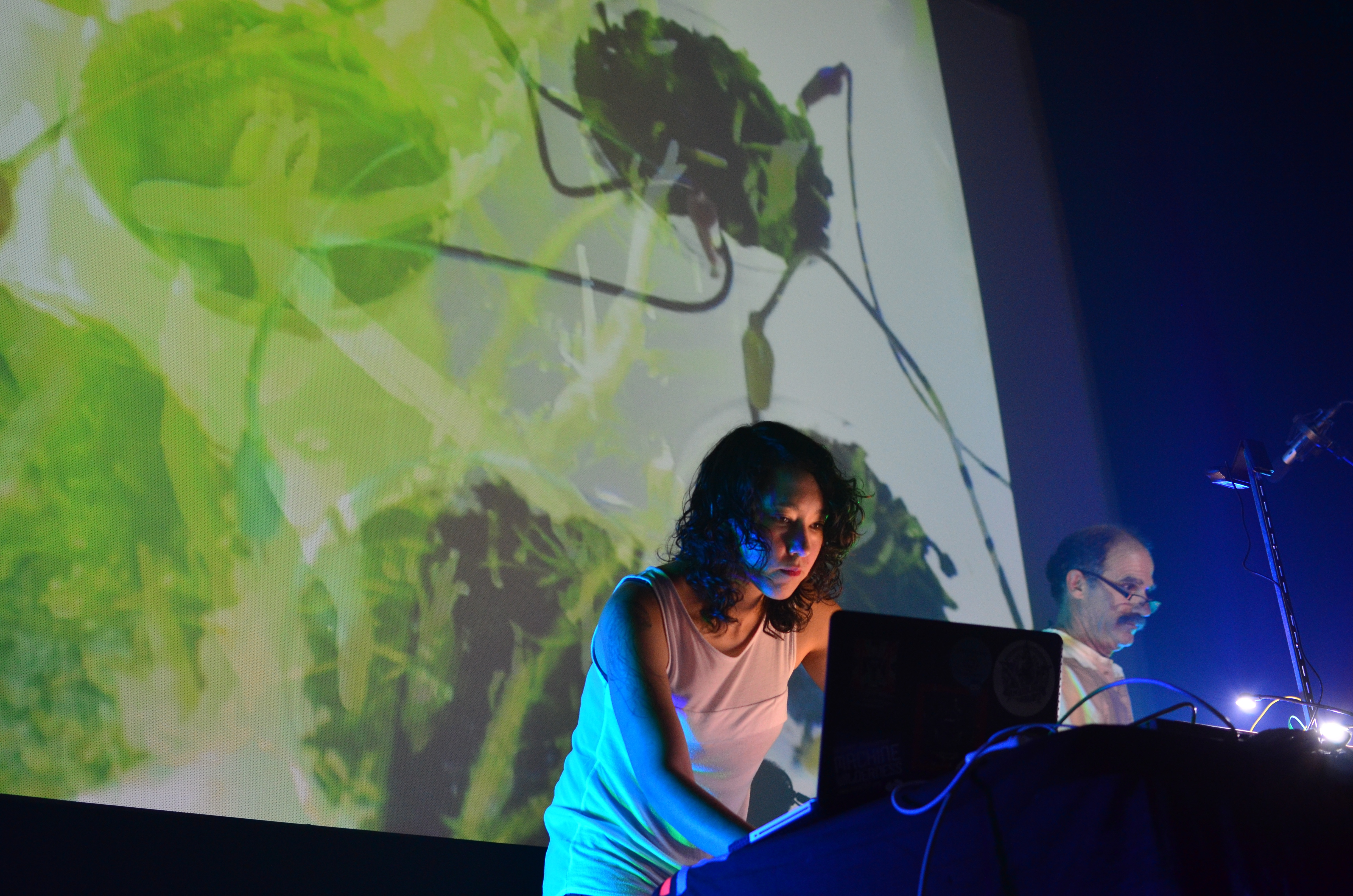Meet the Mexico City Crew Making Experimental Music From Slime Mold and NASA Data