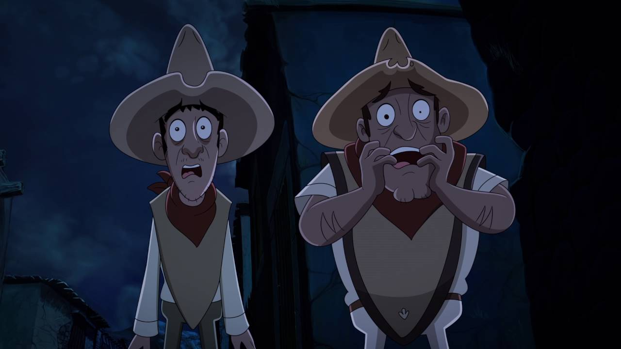 TRAILER: This Animated Movie Is Like Cinco de Mayo, Except the Enemy isn't French, It's a Chupacabras