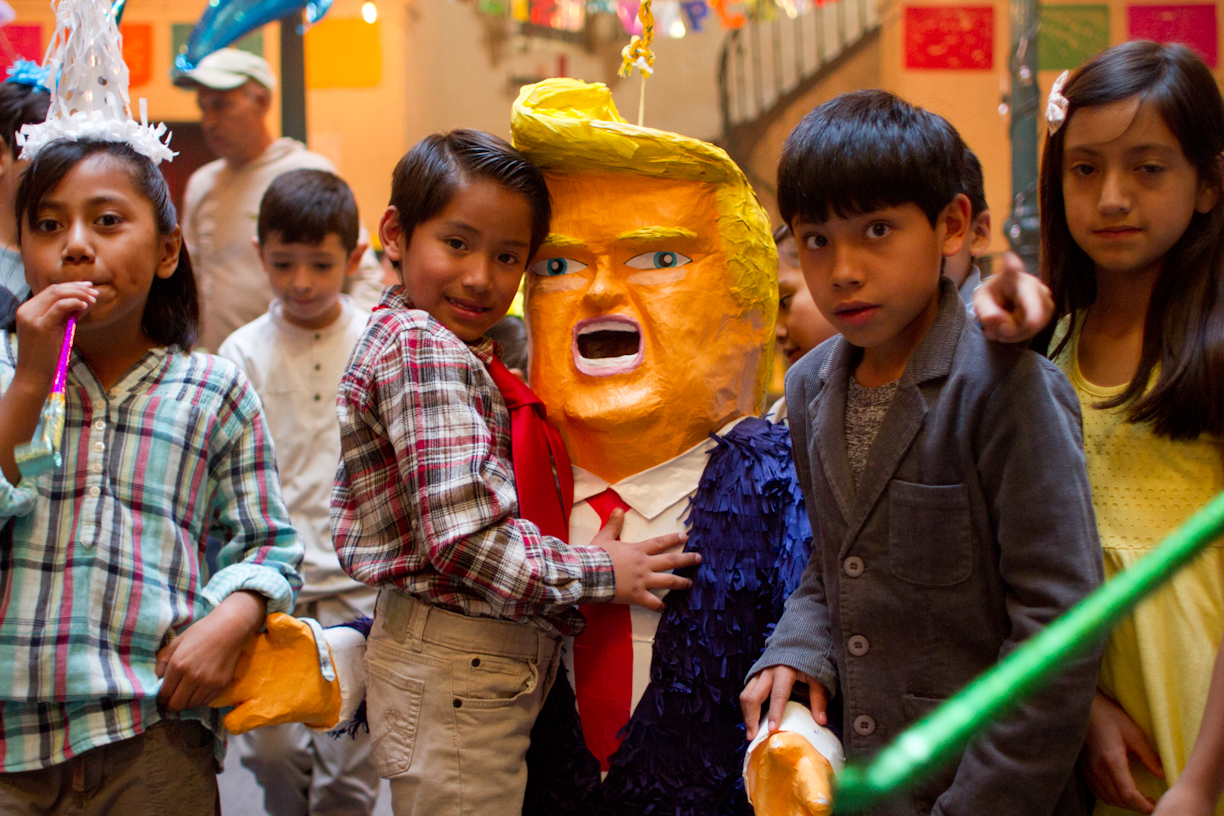 From a Trump Piñata to Indigenous Stories: The Academy of Motion Pictures Hosts a Latino Film Festival