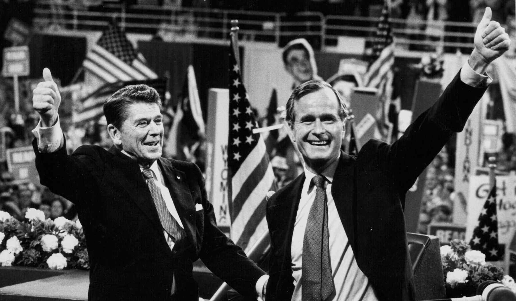 an analysis of republican reagans trade policy proposal during the 1980 presidential campaigns