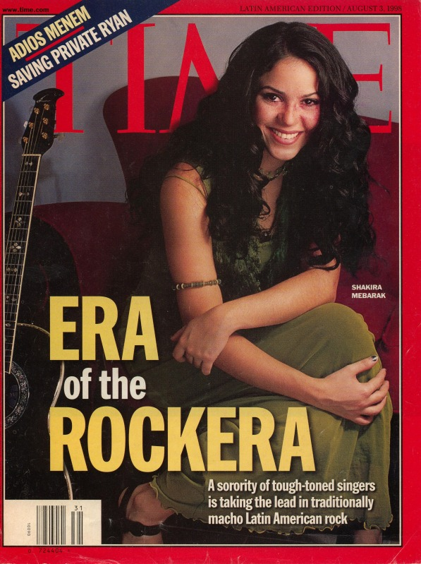 shakira-time-magazine-1998-cover