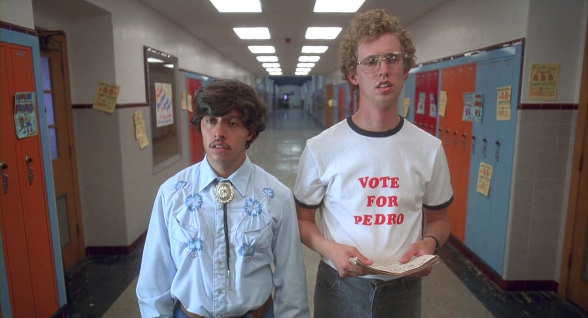 """Vote for Pedro"" Is The Perfect Cure for Your Election Season Blues"
