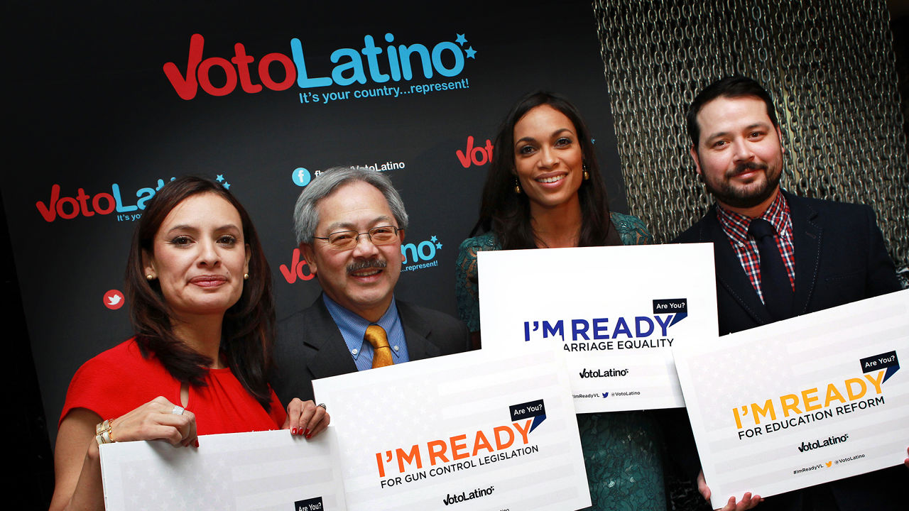 From Raquel Welch to Rosario Dawson: Two Decades of Latino Voter PSAs to Get You Through October