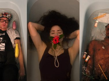 Powerful Photo Series 'Puerto Ricans Underwater' is a Biting Metaphor For an Island Drowning in Debt