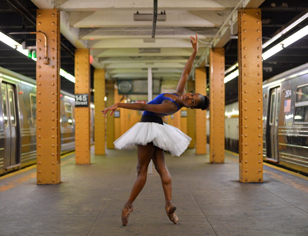 This Afro-Brazilian Ballerina's Journey From Rio to Harlem Is the Uplifting Short Film You Need