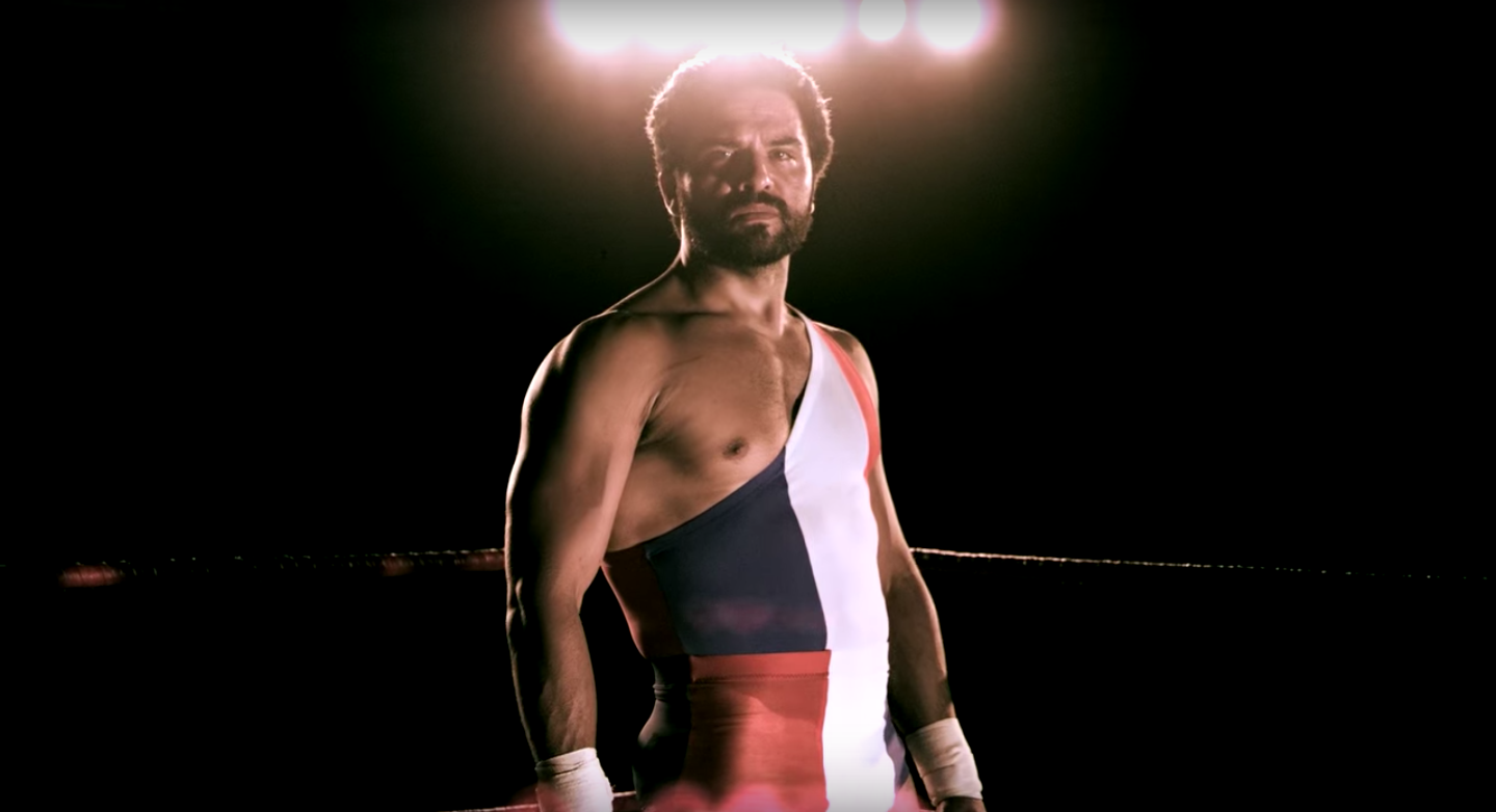 TEASER: The Movie Trilogy on Iconic Dominican Luchador Jack Veneno Looks Epic