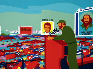 The Most Iconic Posters From Castro's Revolution, As Rounded Up by the NYT