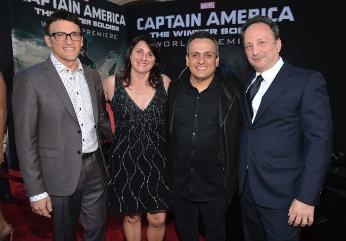 Photo: Alberto E. Rodriguez/Getty Images for Disney. 'Captain America: The Winter Soldier' premiere