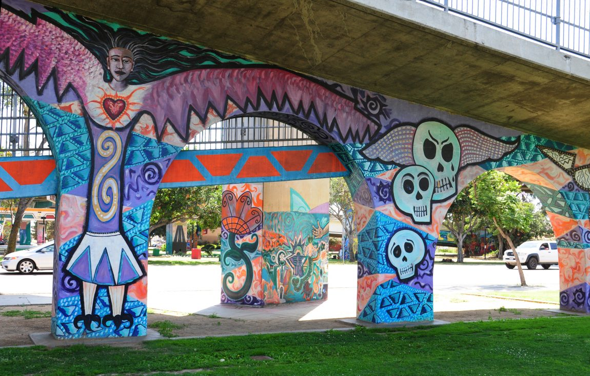 Chicano park may become a national historic landmark for Chicano park mural