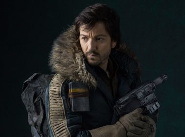 "Diego Luna Is MVP of the 'Star Wars: Rogue One' Twitter Q&A, Says the Movie Is ""Chingona"""