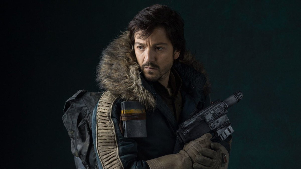 """Diego Luna on His 'Star Wars: Rogue One' Character: """"I've Been Preparing My Whole Life for This"""""""