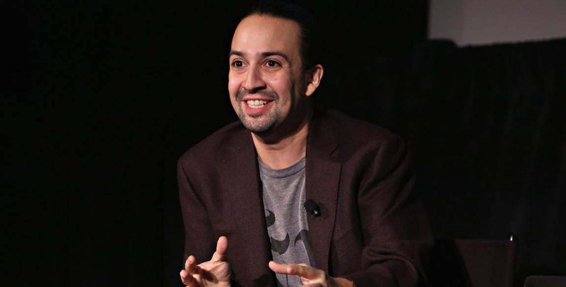 Watch Lin-Manuel Miranda Get Wasted at His Parents' House for 'Drunk History's Hamilton Episode