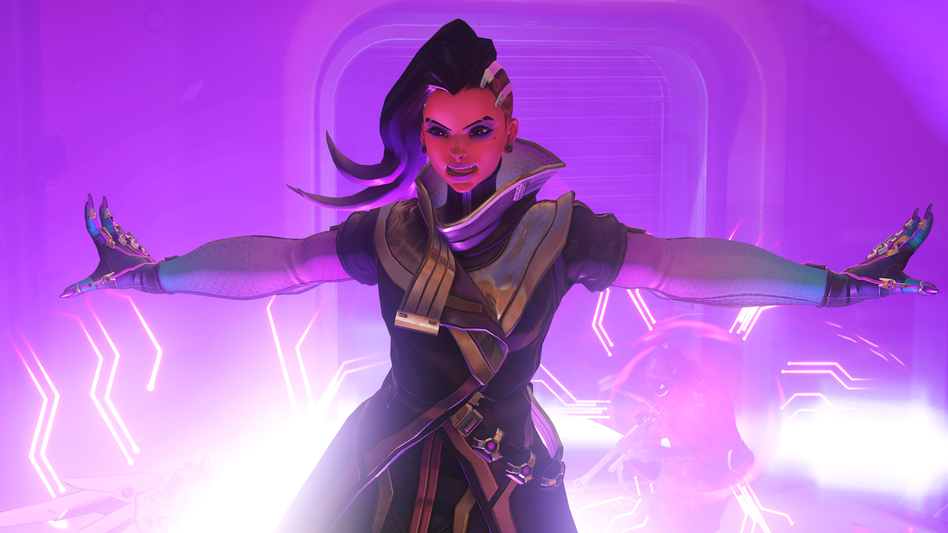 Video Game Heads Are Hyped AF Over Sombra, 'Overwatch's First Latina Hero