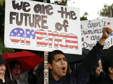 After Trump's Shocking Win, Immigrants Vow to Keep Fighting With #HereToStay Hashtag