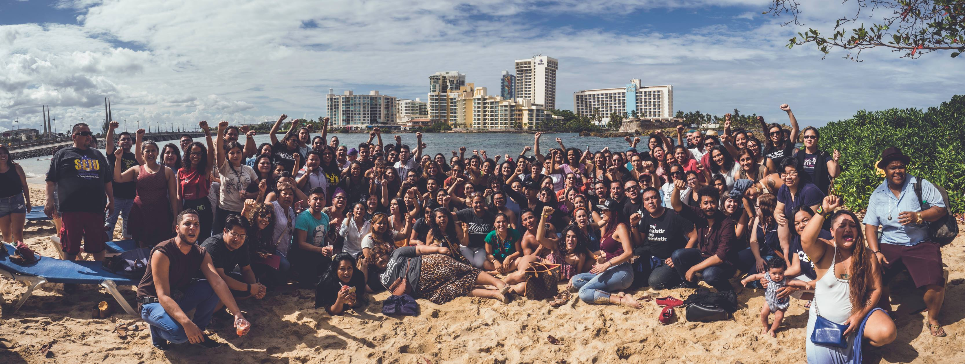 Here's What We Learned at Lánzate, a Massive Gathering of Latino Organizers and Activists