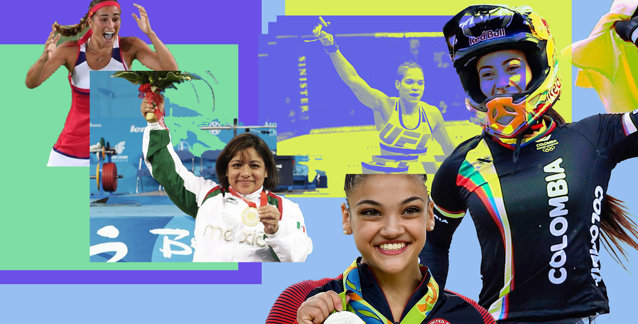 9 Female Athletes Who Broke Barriers in 2016