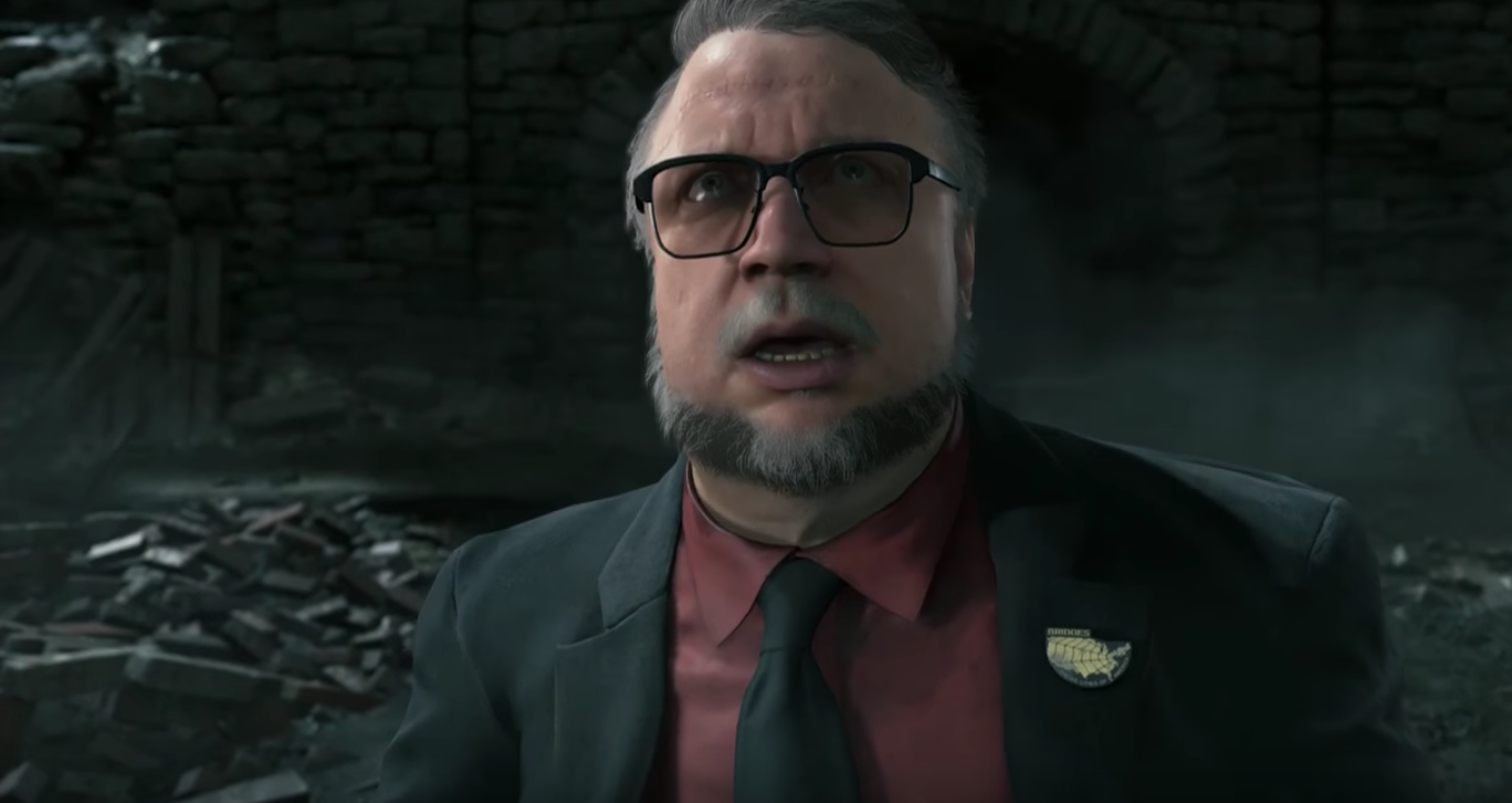 How Hideo Kojima Became Guillermo del Toro's BFF & Turned Him Into a Video Game Character