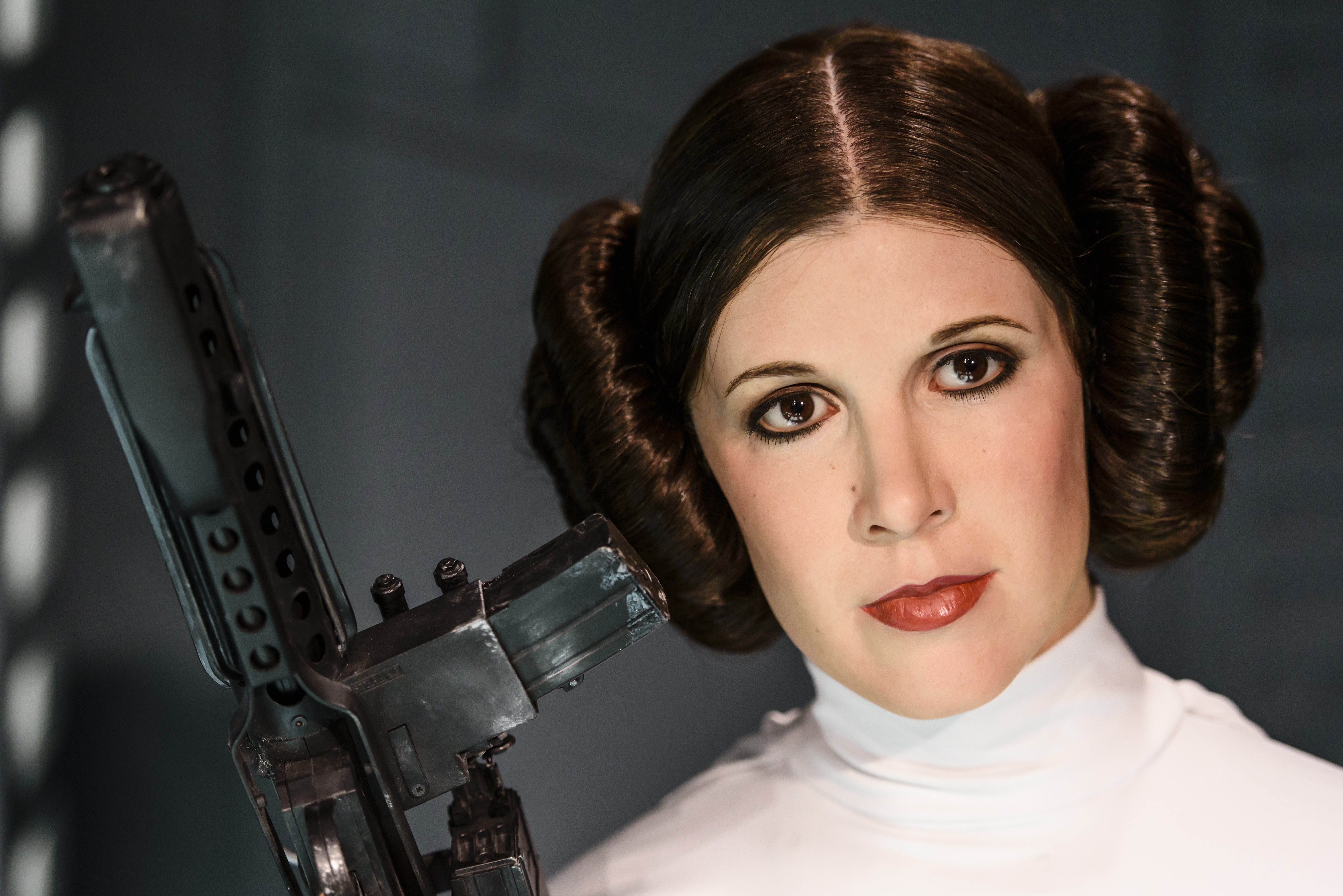 Princess Leia's Iconic Buns Were Inspired By These Revolutionary-Era Mexican Women