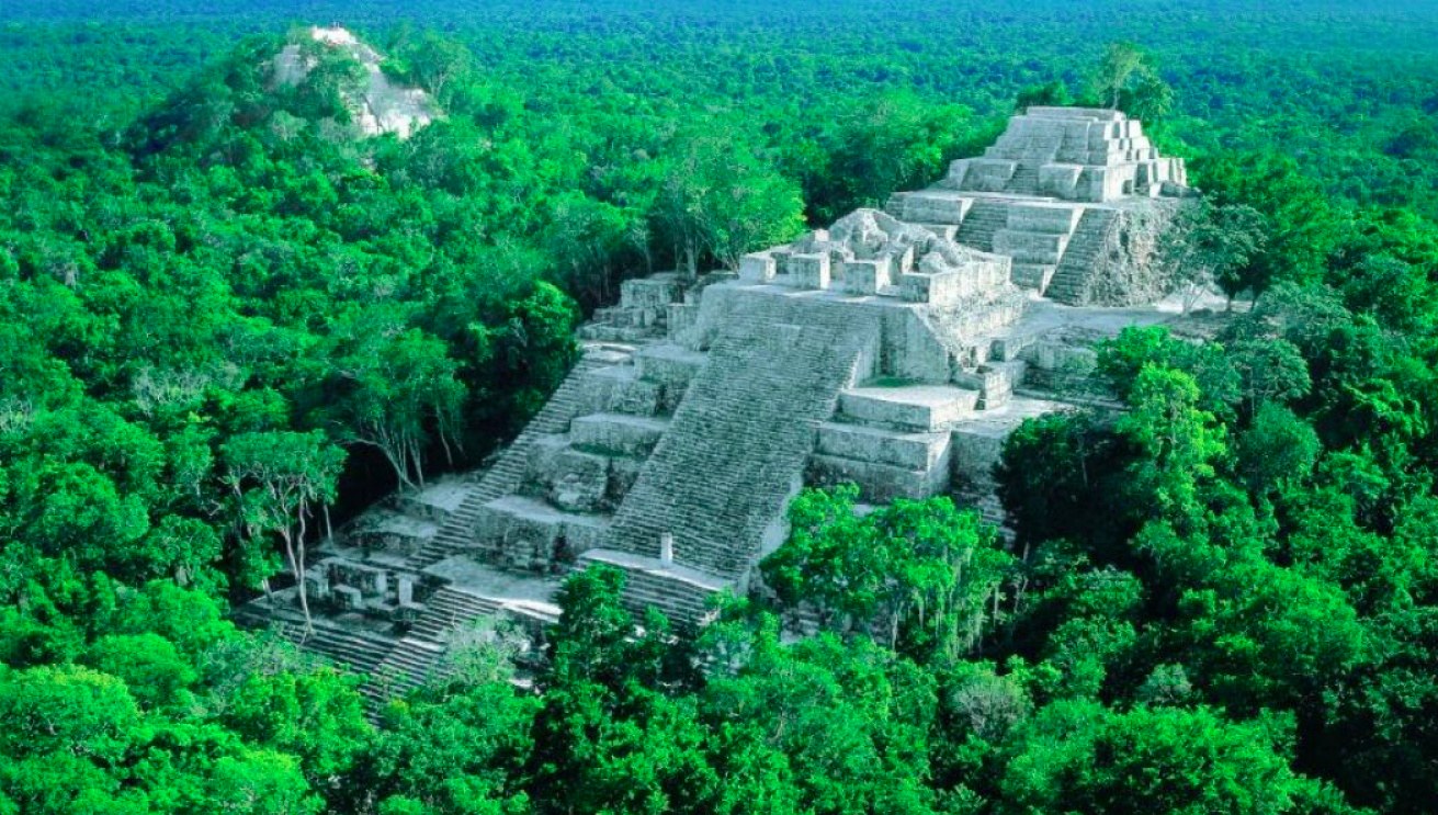 This Maya Civilization Created the World's First Highway System Over 2000 Years Ago