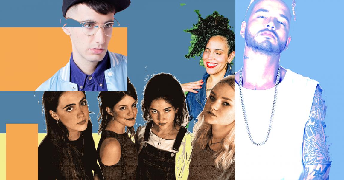 Best Latin Albums 23