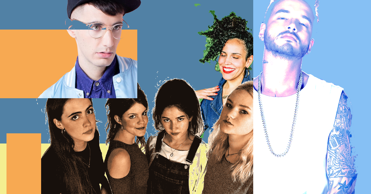The 15 Best Albums by Latinx Artists in 2016