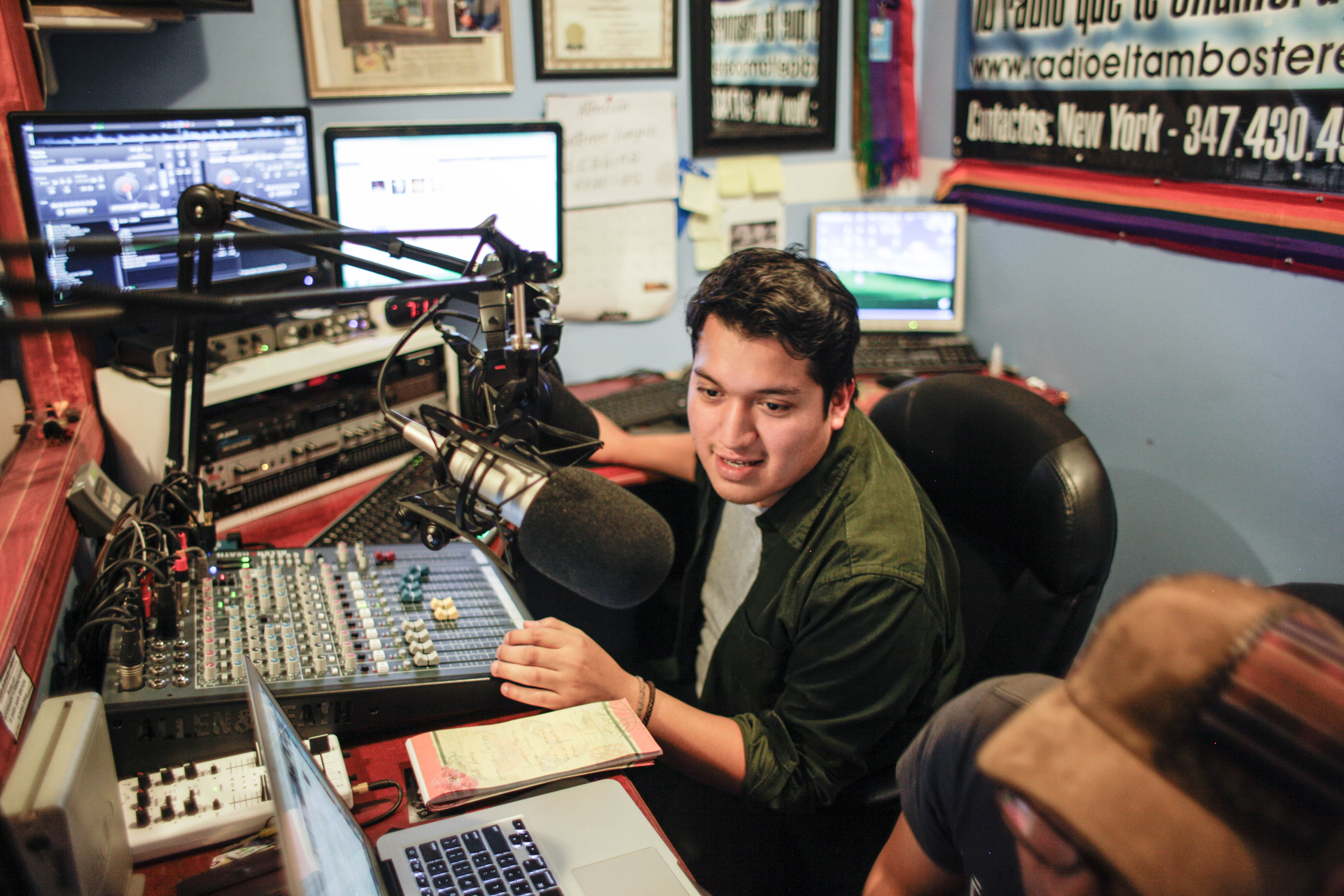 Meet the Young Ecuadorians Behind the First Kichwa-Language Radio Show in the US