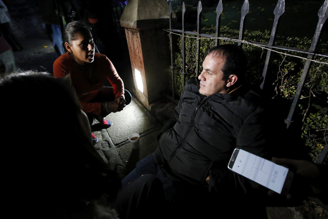 Controversial Soccer Star-Turned-Mayor Cuauhtémoc Blanco Stages Hunger Strike to Protest Impeachment
