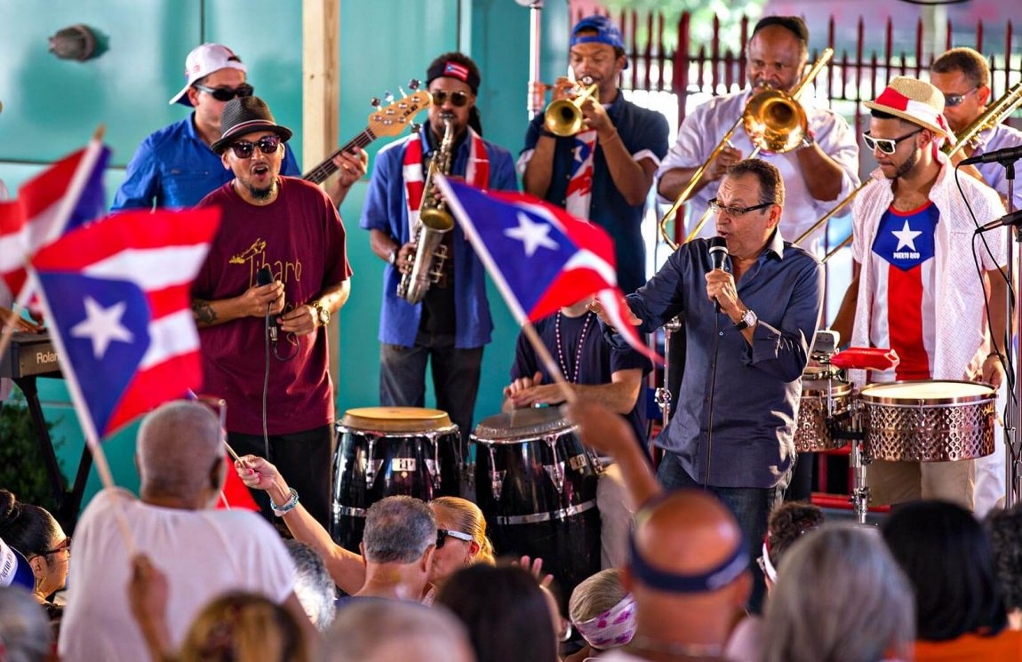 the puerto rican diaspora comes together in this stirring musical documentary for the holidays